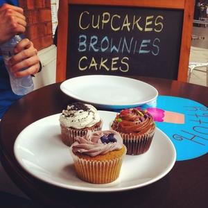 Londýn - Cupcakes