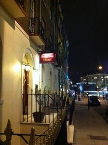 Londýn - Hotel Belgrove